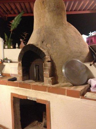 Taverna Firenze: Il Forno