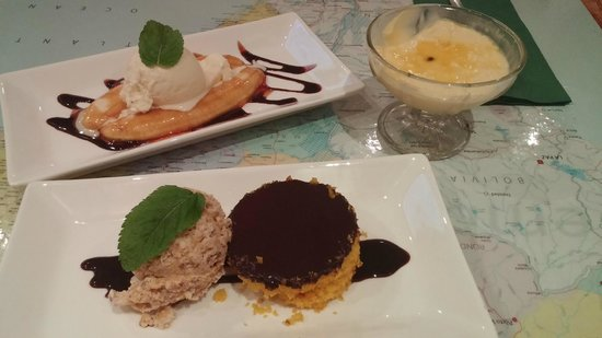 Taste of Brazil - Cozinha Brasileira: deserts