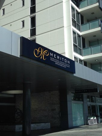 Meriton Suites Broadbeach: Meriton Serviced Apartments Boardbeach