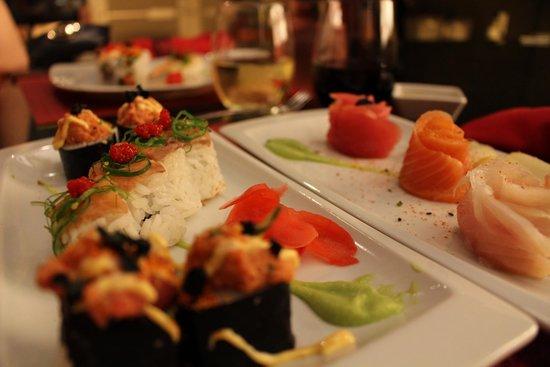 Memories Grand Bahama Beach and Casino Resort : Sushi bar