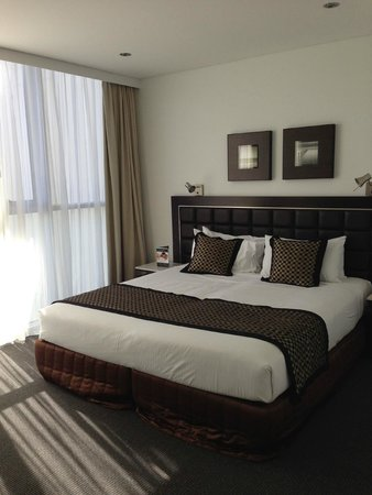 Meriton Serviced Apartments - Broadbeach: The room I stayed.