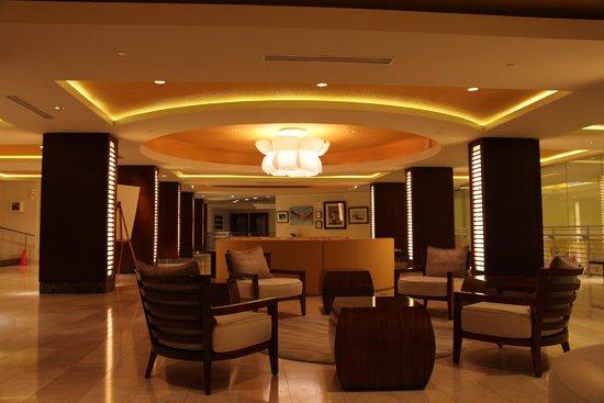 Memories Grand Bahama Beach and Casino Resort : Lobby area