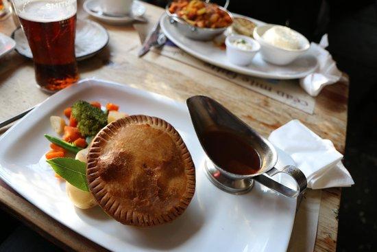Johnnie Fox's Pub : irish food