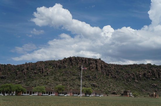 Fort Davis National Historic Site : Fort Davis