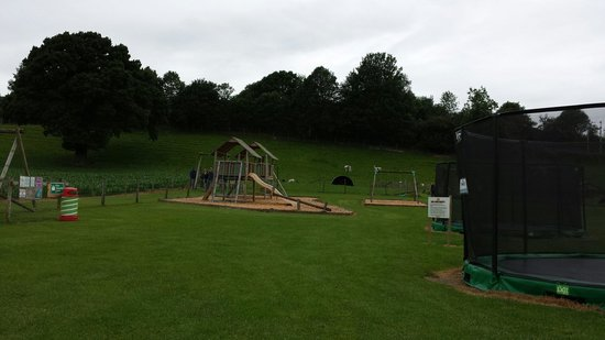 Kendal, UK: Play area
