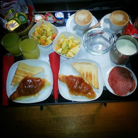 Trevi 41 Hotel: Fantastica colazione