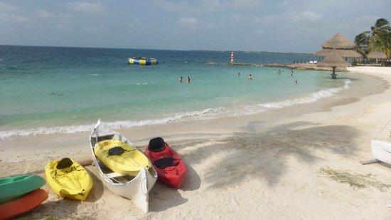 Punta Faro: Plage