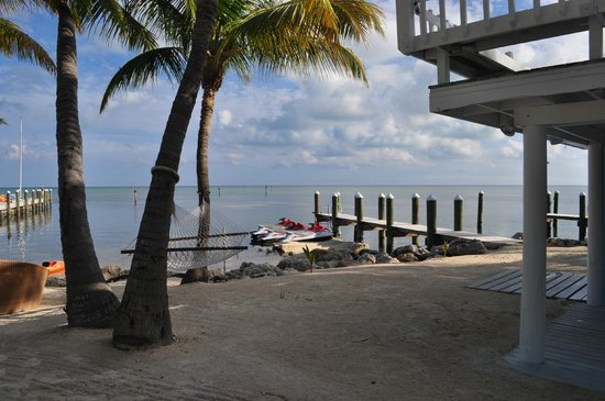 La Siesta Resort & Marina : Part of the ocean view from beach area