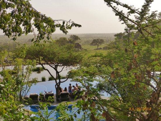 Four Seasons Safari Lodge Serengeti: just beautiful