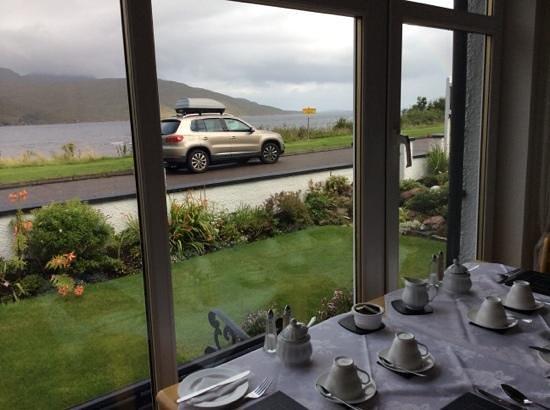 Tigh Na Failte Ullapool Bed & Breakfast : Breakfast time.