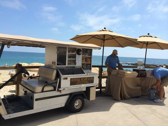 Montage Laguna Beach : beach