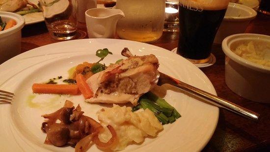 Brasserie On The Corner: chicken breast