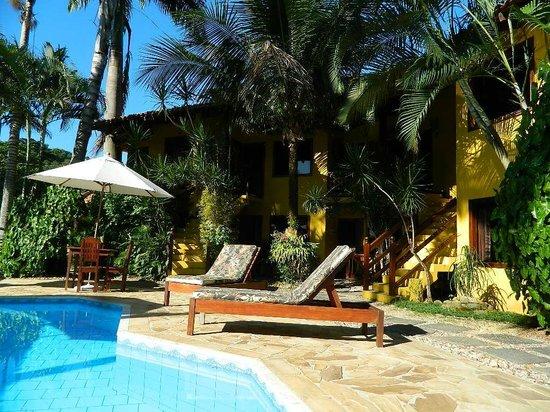 Pousada Naus De Paraty: area da piscina