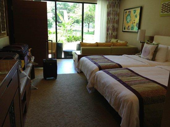 Shangri-La's Rasa Ria Resort & Spa: Room