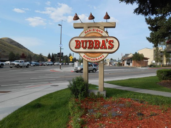 Bubba S Bar B Que Restaurant In Jackson Hole Wyoming