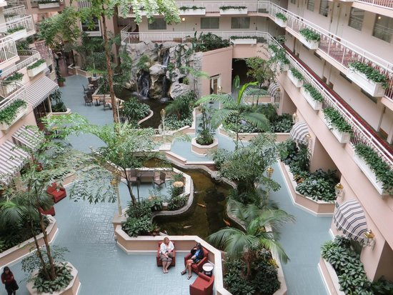 Embassy Suites by Hilton Hotel San Rafael - Marin County / Conference Center: Interior of the hotel