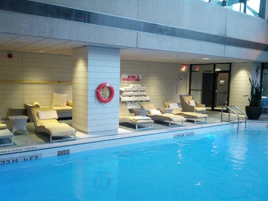 InterContinental Toronto Centre: Spa
