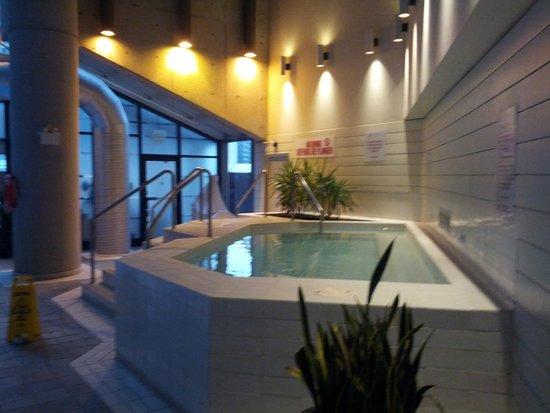 InterContinental Toronto Centre: Spa hottub