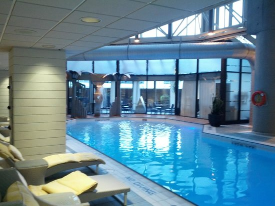 InterContinental Toronto Centre : Spa Pool