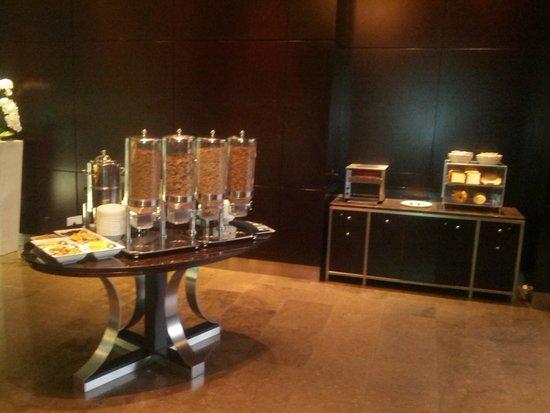 InterContinental Toronto Centre: Dining choices