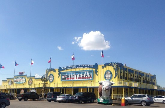 Big Texan Opry: over view