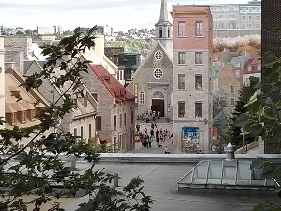 Hotel Le Priori : Balcony View so picturesque