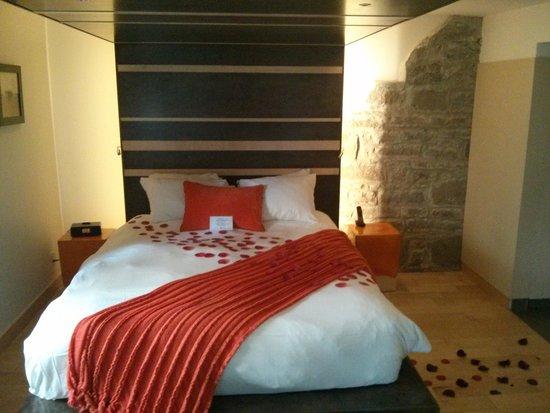 Hotel Le Priori : Beautiful room