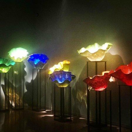Jardín y cristal Chihuly: Flowers