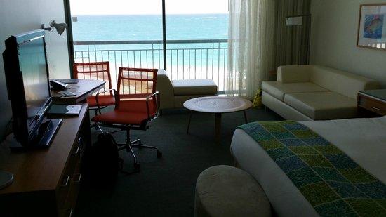 La Concha Renaissance San Juan Resort: Nice ocean view
