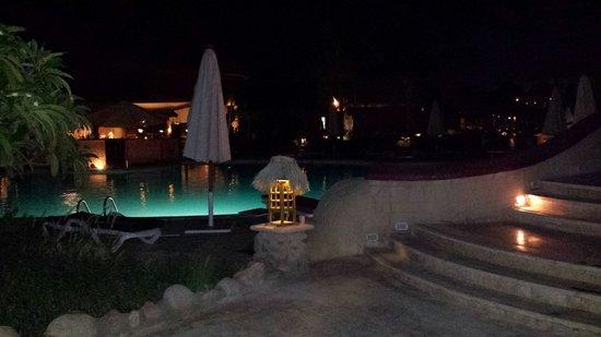 Laguna Vista Garden Resort : Veduta