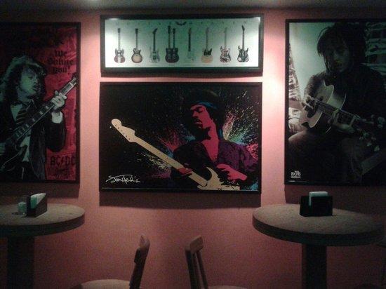 Mesas Do Bar Foto De Atol Music Bar Jo 227 O Pessoa