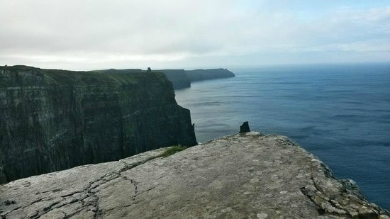 Cliffs of Moher: .