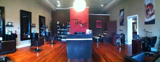 La Conner, WA: Our Salon!