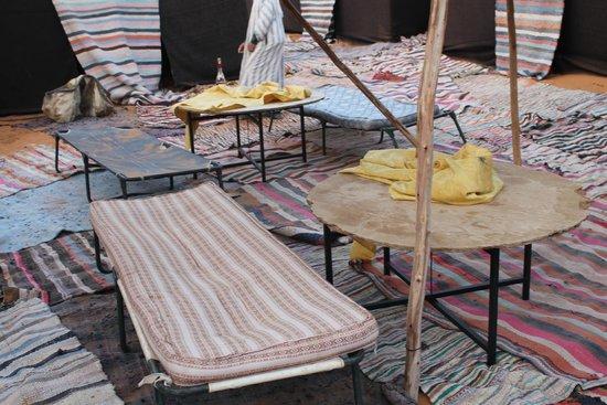 Hotel Kasbah Kanz Erremal: LUJO  DICEN