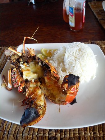 Mbuyuni Beach Village: Very very delicious and cheap