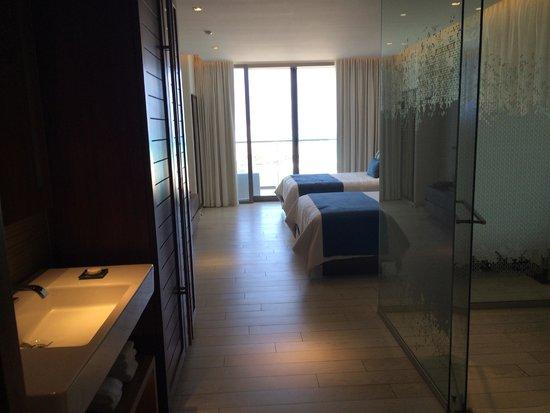 Secrets The Vine Cancun: 2 queen room