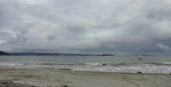 Johan's Beach Resort: From the beach