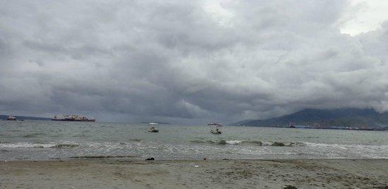 Johan's Beach Resort: View from the beach