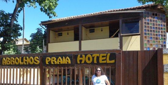 Abrolhos Praia Hotel: Bom custo beneficio...