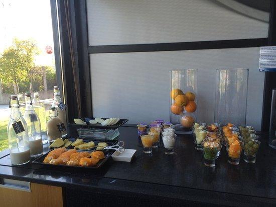 TRYP Salamanca Montalvo: fruits!!!