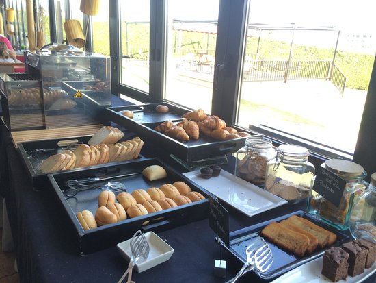 Tryp Salamanca Montalvo Hotel : more from breakfast