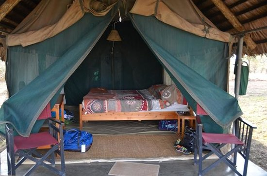 Tarangire Safari Lodge: Tent # 20