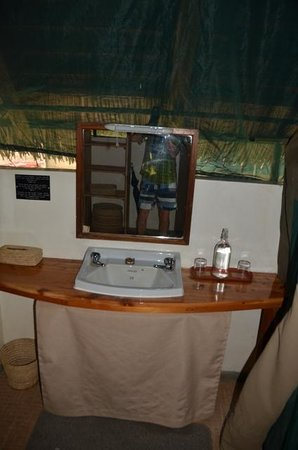 Tarangire Safari Lodge: Room view