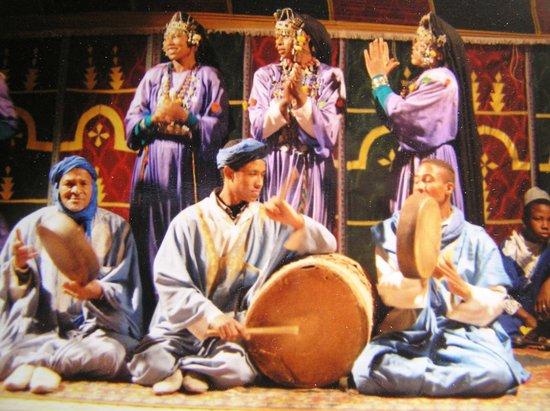 VClub Agadir: Evening entertainment