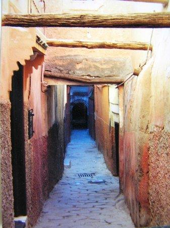 VClub Agadir: Ancient homes in Essouira