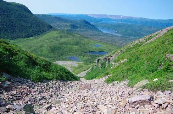 Gros Morne National Park: Gros morne trail