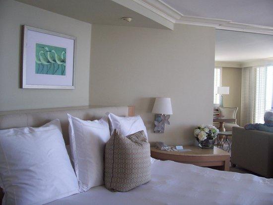Surf & Sand Resort: Bed