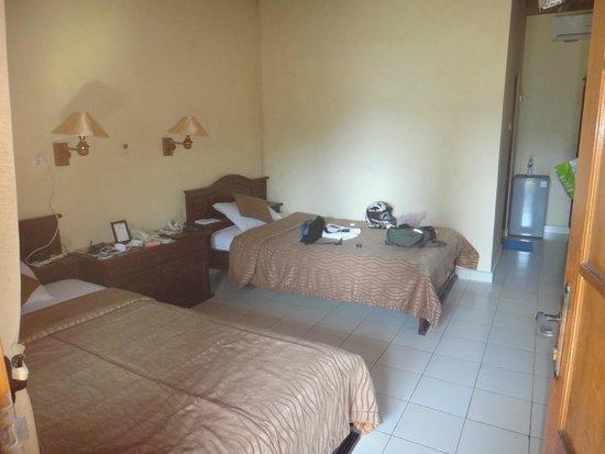Masa Inn: The ground floor single room