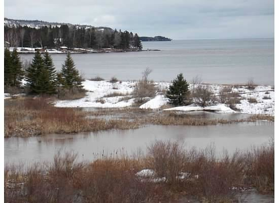 Superior Shores Resort: View from our deck