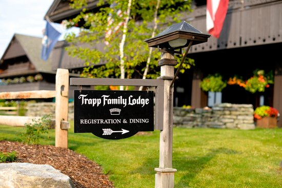 Trapp Family Lodge : Main building